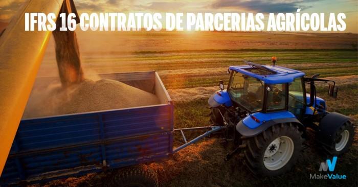 IFRS16 Contratos Parcerias Agriculas